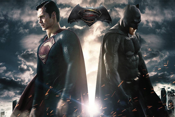 Batman vs Superman ou l'aube de la justice league