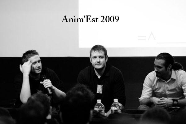 Retour sur l'Anim'Est de Nancy en 2009