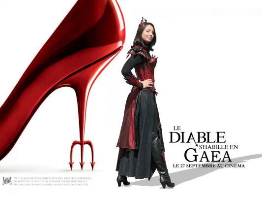 Le Diable s'habille en Gaea
