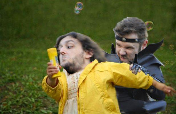 Amaras VS Fantöm