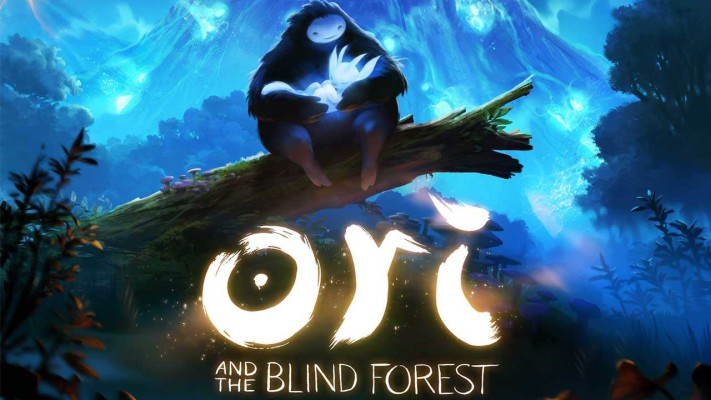 Definitive Edition d'Ori and the Blind Forest