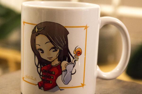 Merci à Franck Vitry pour ce joli mug